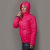 Nordski Motion женская прогулочная куртка Raspberry - 3