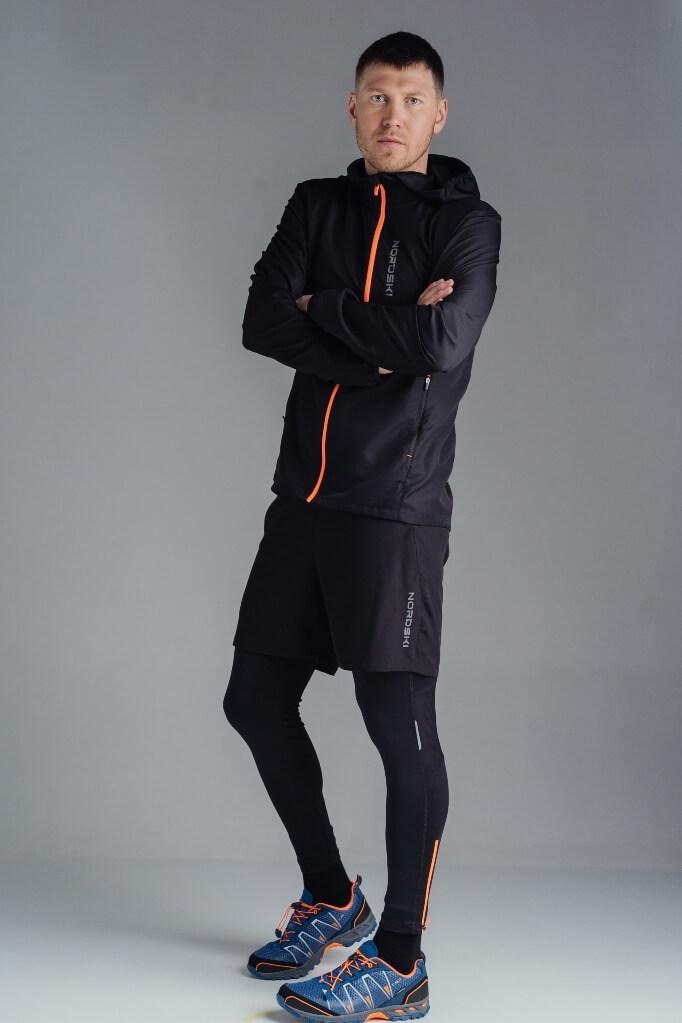 Nordski Light шорты мужские Black - 4