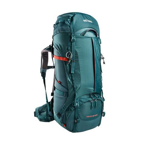 Tatonka Yukon 60+10 туристический рюкзак женский teal green