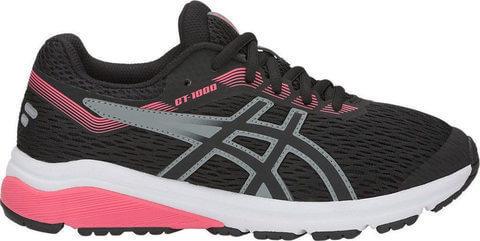 Asics Gt 1000 7 GS кроссовки для бега детские черные
