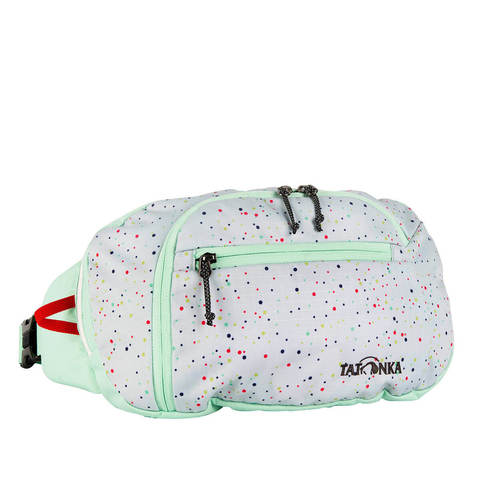 Tatonka Hip Sling Pack поясная сумка ash grey confetti