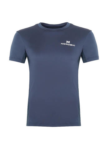 Nordski Jr Active футболка детская blueberry