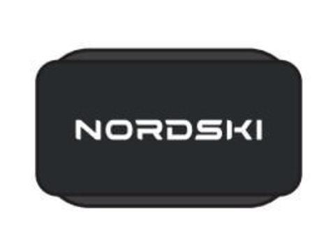 Nordski липучки для лыж black/white