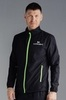 Nordski Motion Run костюм для бега мужской Black-Yellow - 2