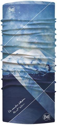 Buff Mountain Collection Original Elbrus многофункциональная бандана синяя