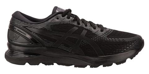 Asics Gel Nimbus 21 кроссовки для бега мужские черные