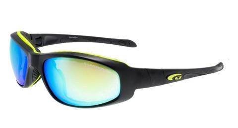Goggle Pevro спортивные солнцезащитные очки зеркальные black