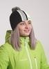 Nordski Knit лыжная шапка lime-black - 2