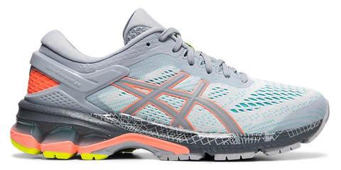 Asics Gel Kayano 26 Lite Show кроссовки для бега женские белые