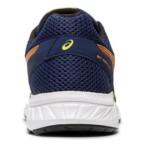 Asics Gel Contend 5 кроссовки для бега мужские темно-синие