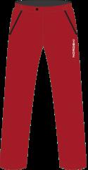 Nordski Light утепленные брюки мужские красные
