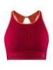 Craft Fuseknit Low Impact спортивный топ женский красный - 1