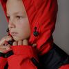 Nordski Jr Extreme горнолыжная куртка детская black-red - 4