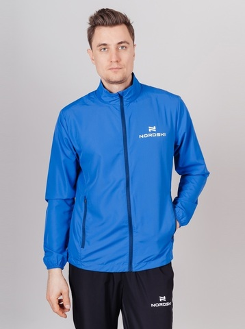 Nordski Motion Elite костюм для бега мужской black-dark blue