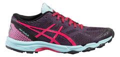 Asics Gel Fujilyte кроссовки для бега женские фиолетовые