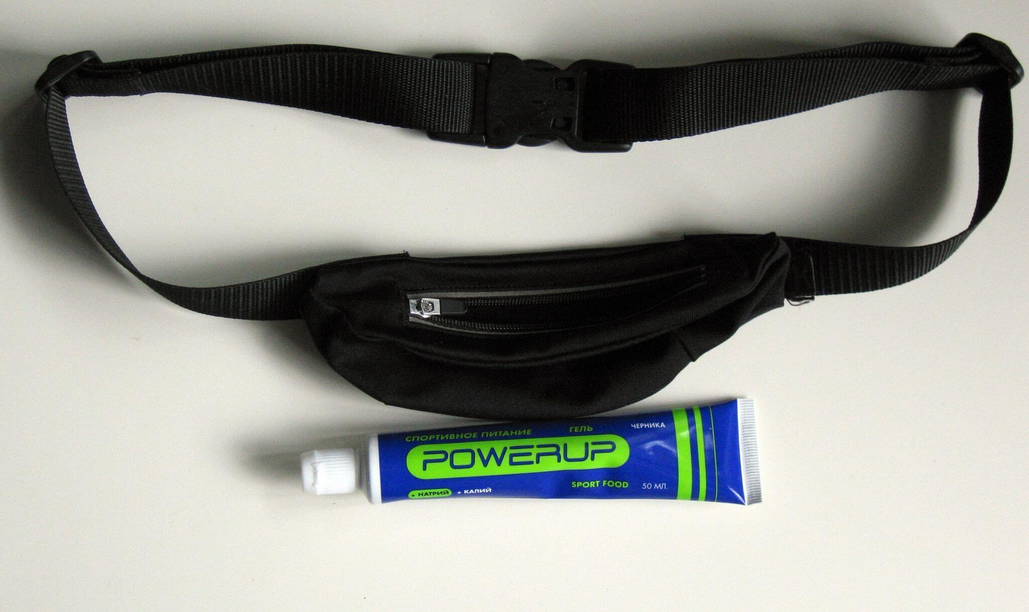 Энергетический Гель PowerUp 50 мл Черника - 2