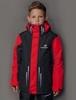 Nordski Jr Extreme горнолыжная куртка детская black-red - 1