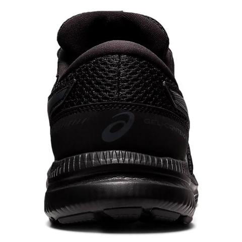 Asics Gel Contend 7 кроссовки беговые мужские черные