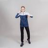 Nordski Rain Run костюм беговой женский moon grey-navy - 3
