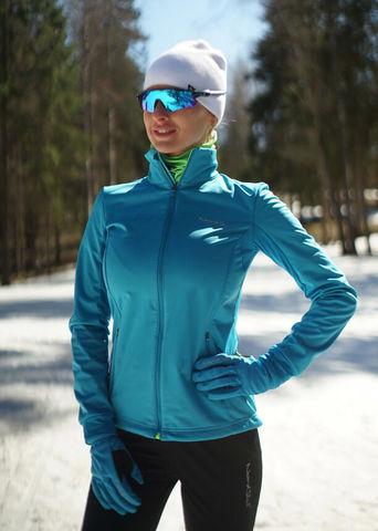 Nordski Motion женская разминочная куртка breeze