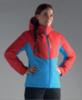 Nordski Montana утепленная куртка женская red-blue - 1
