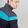 Nordski Drive мужской разминочный лыжный костюм black-blue - 4