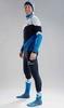 Nordski Premium лыжный гоночный комбинезон deep blue-white - 3