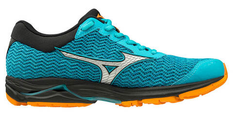 Mizuno Wave Rider TT кроссовки для бега женские голубые