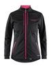 Craft Storm 2.0 женская лыжная куртка black-pink - 1