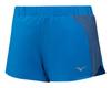 Mizuno Aero 2.5 Short шорты для бега женские синие - 1