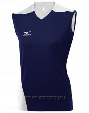 Mizuno W's Trade Sleeveless 361 волейбольная футболка