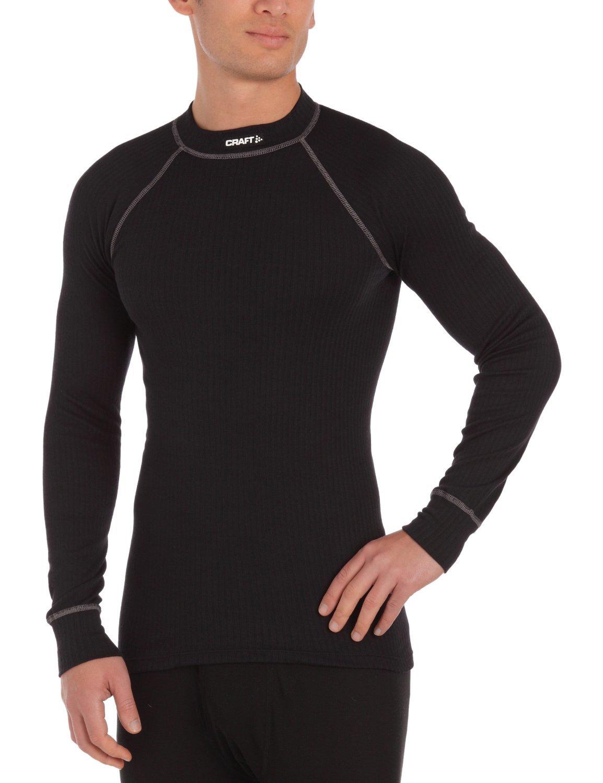 Термобелье Рубашка Craft Active мужская черная - 2