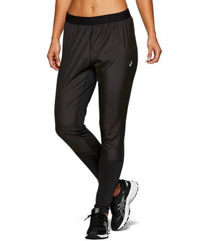 Asics Pant штаны для бега женские черные
