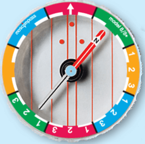 Moscompass 8 спортивный компас