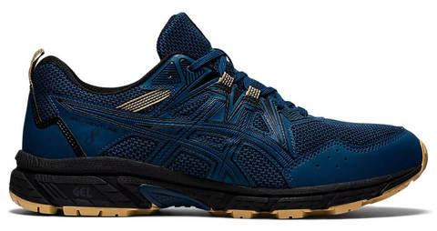 Asics Gel Venture 8 кроссовки для бега мужские темно-синие (Распродажа)