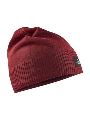 Craft Urban Knit Hat шапка бордовая