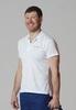 Nordski Active мужская футболка поло белая - 1