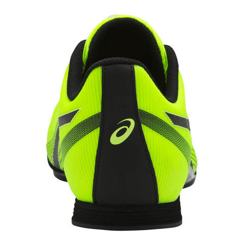 Asics Hyper Md 6 легкоатлетические шиповки на средние дистанции зеленые