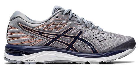 Asics Gel Cumulus 21  кроссовки для бега женские серые