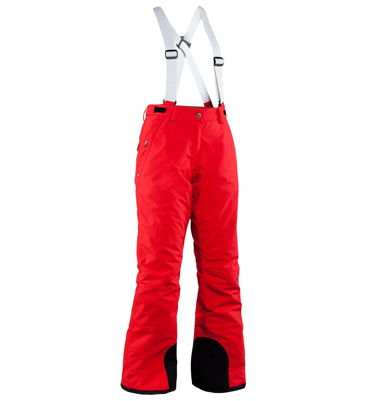 Брюки горнолыжные 8848 Altitude Isa женские Red