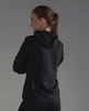 Nordski Run Motion костюм для бега женский Black-Orange - 4