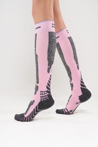 Термоноски Cool Zone светло-розовые