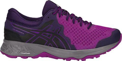 Asics Gel Sonoma 4 кроссовки для бега женские фиолетовые-черные