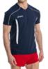 Волейбольная футболка Asics T-shirt Volo мужская Dark Blue - 1