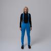 Nordski Premium разминочные лыжные брюки женские blue - 4