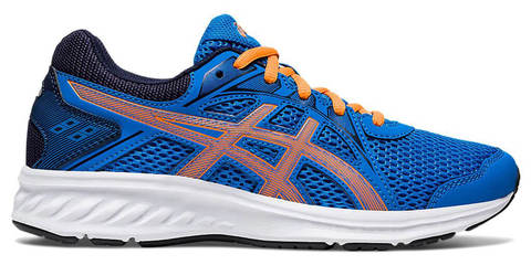 Asics Jolt 2 Gs кроссовки для бега подростковые синие
