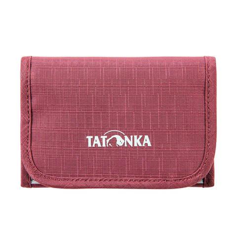 Tatonka Folder кошелек bordeaux red