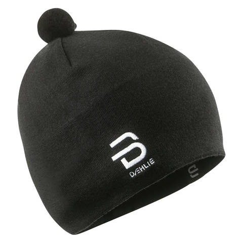 Bjorn Daehlie Hat Classic шапка черная