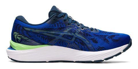 Asics Gel Cumulus 23 беговые кроссовки мужские синие
