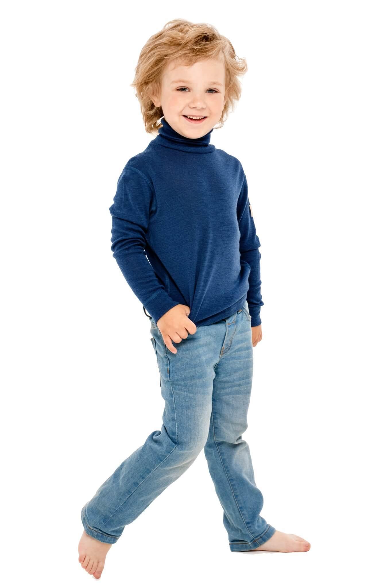 Janus термоводолазка детская синяя - 2